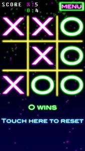 O wins!