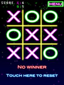 No winner!